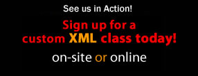 Fundamentals of XML