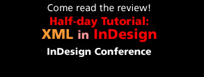 Half day XML tutorial